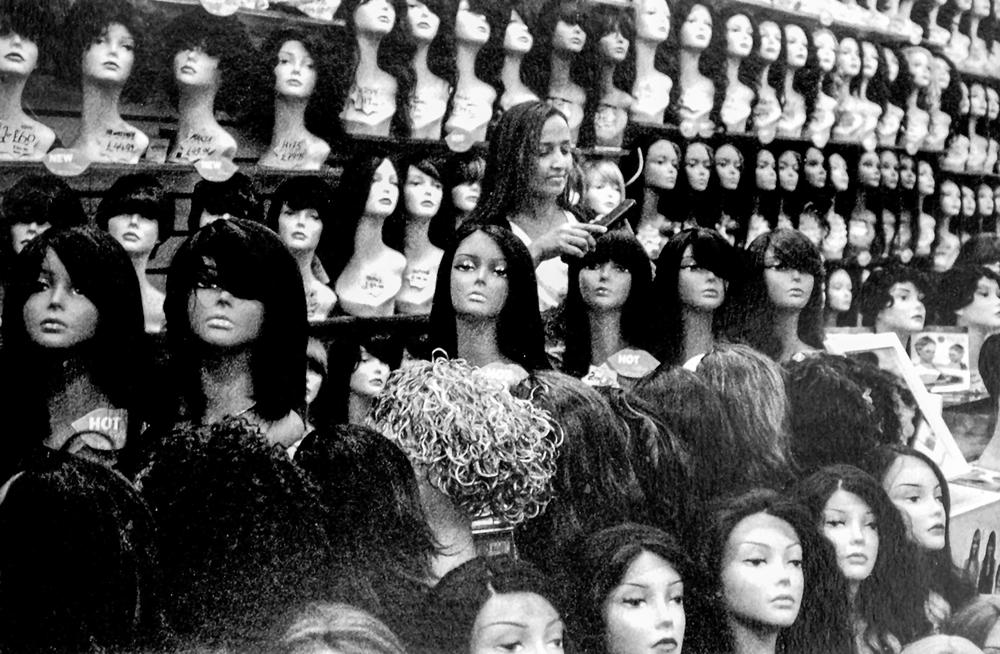 Catwalk Heads  Brixton Market, SW9
