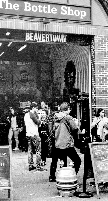 The Bottle Shop  Druid St, SE1