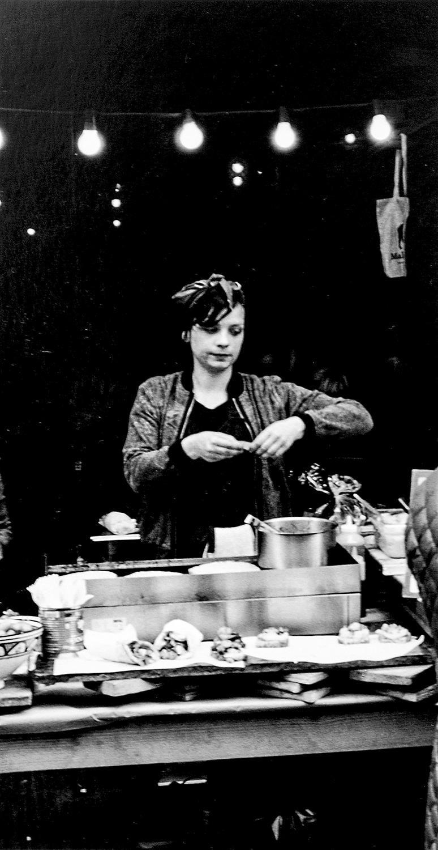 1920s' Girl  Rope Walk, SE1
