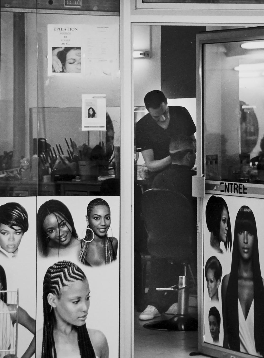 Hairdresser  Passage du Prado