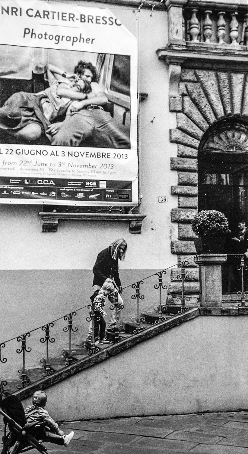 HCB – Start Them Young, Lucca, Italy