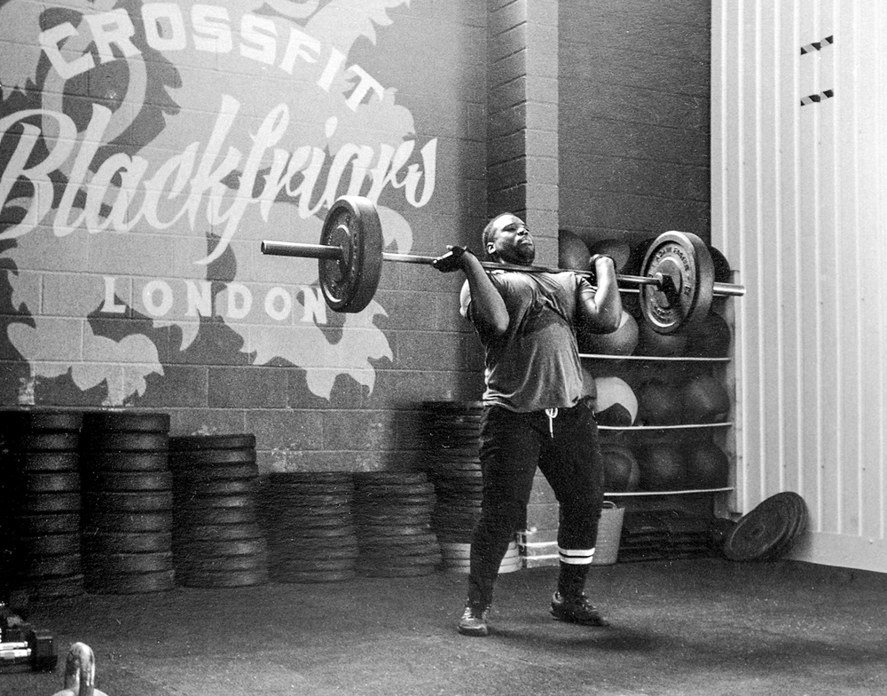 Leon – Super Strong! Crossfit Blackfriars, SE1