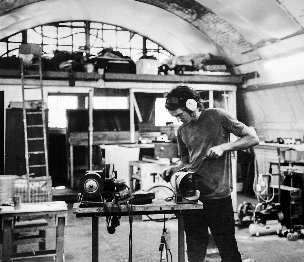 James  Bleinheim Forge,Peckham Rye SE15