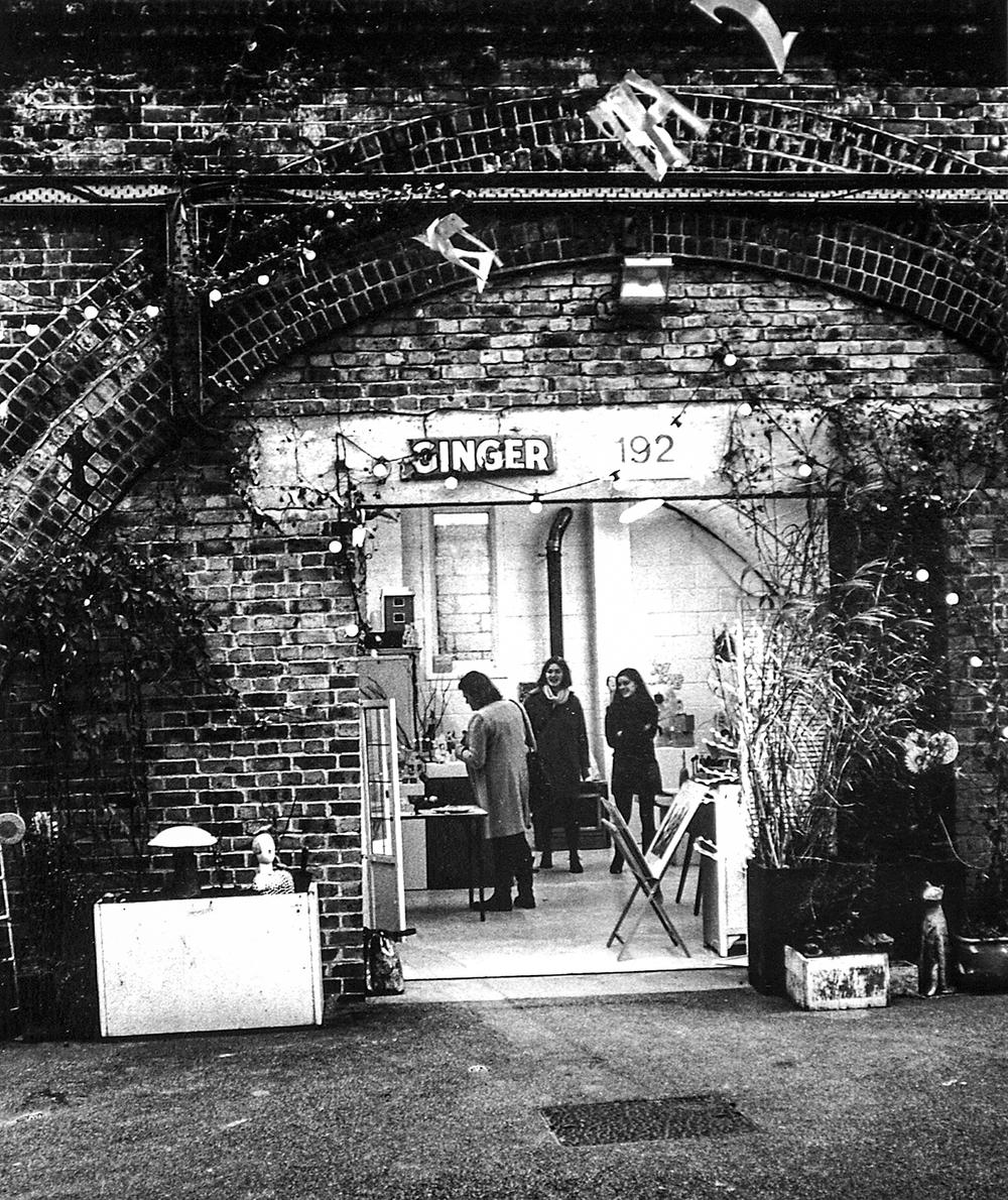 Ginger Studio  Blenheim Court, Peckham Rye SE15