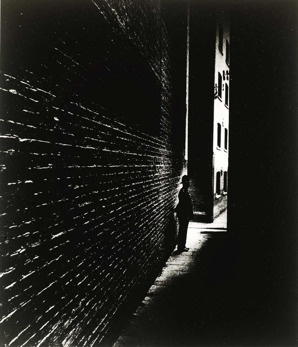 Bermondsey Policeman. Bill Brandt, c1930–39
