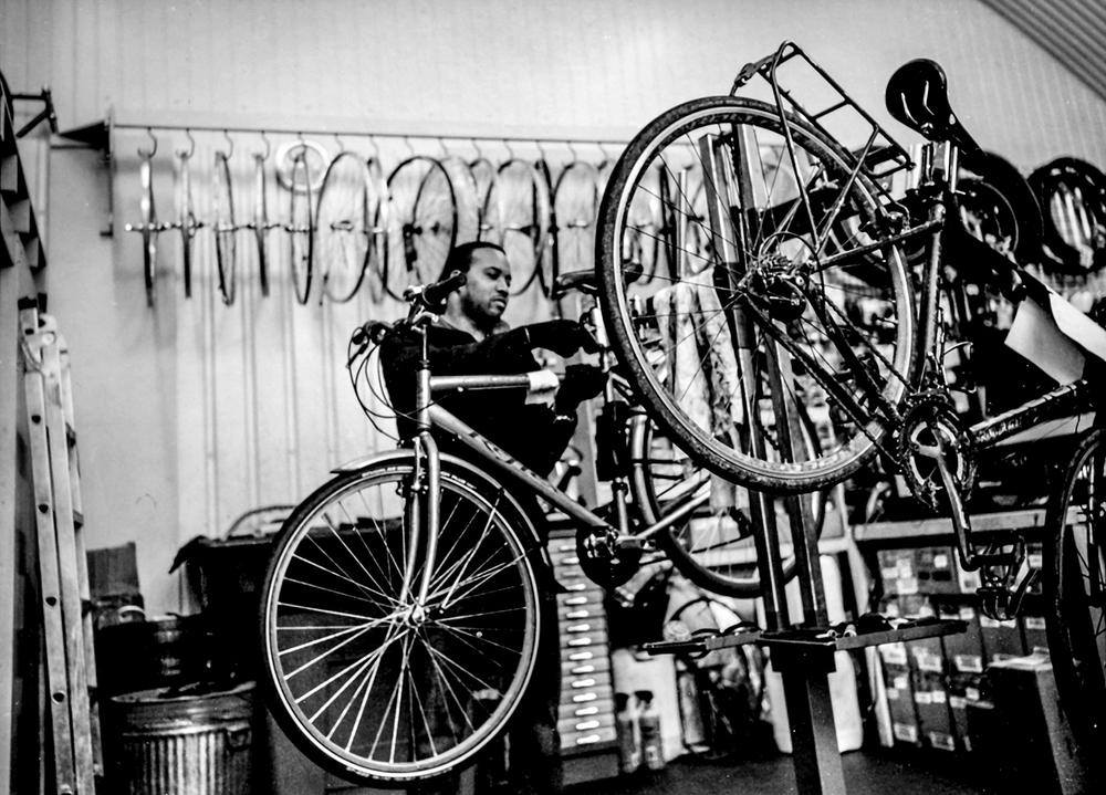 Derlon  Lunar Cycles Wilkin Street Mews, Kentish Town NW5