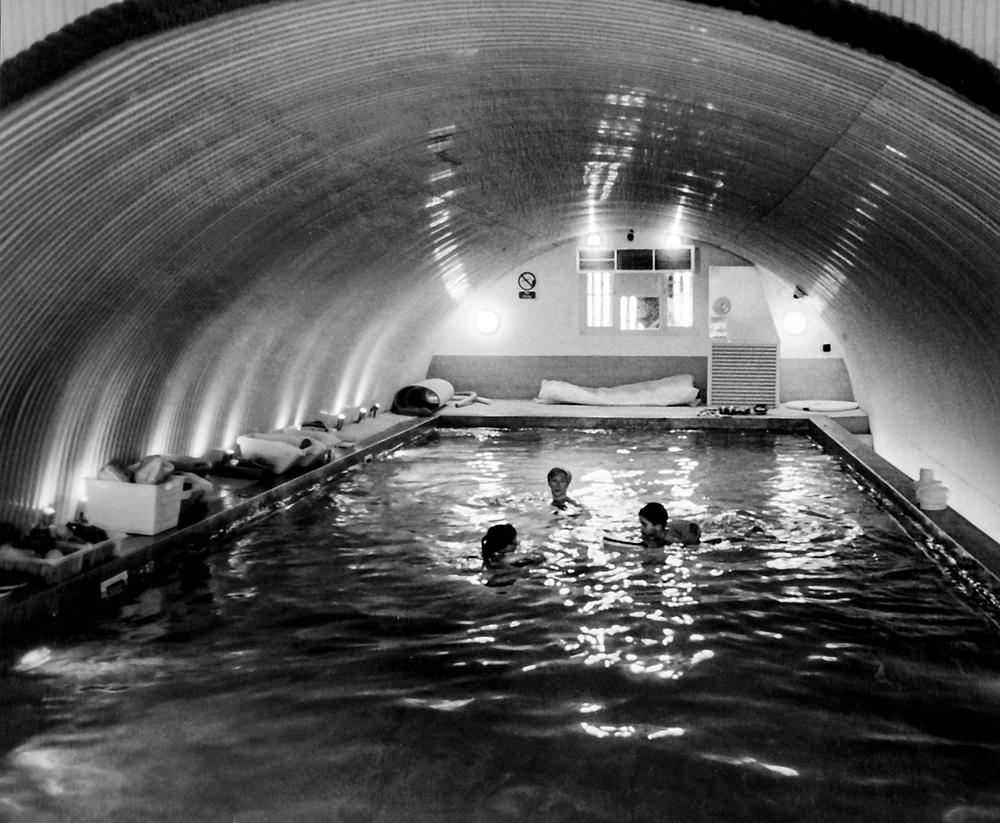 Laura Sevenus Tuition Swimming Pool  Wilson Walk, Stamford Brook W4