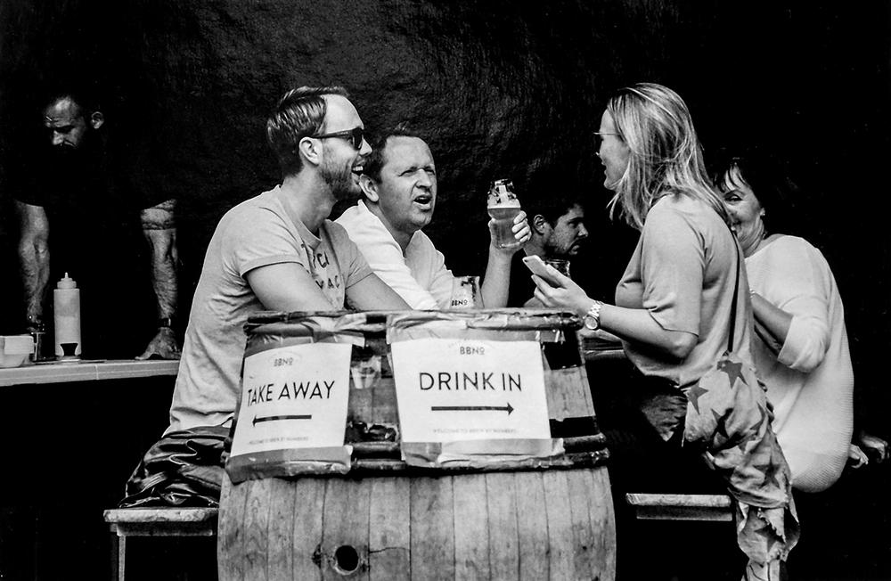 Cheers!   Brew by Numbers, Enid Street, Bermondsey SE16