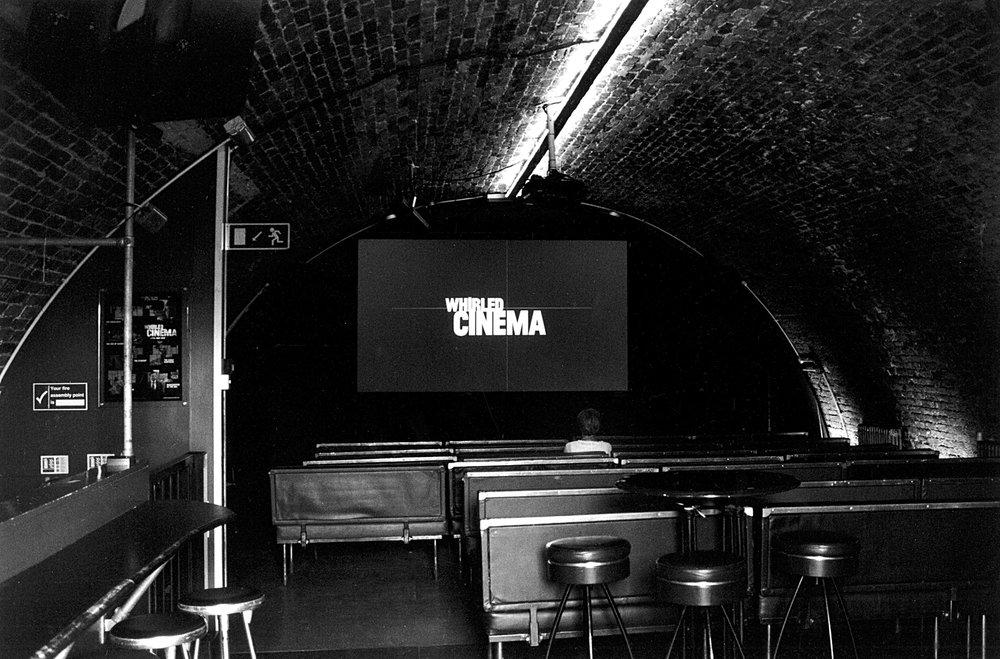 Whirled Cinema  Hardess Street, Loughborough Junction SE24