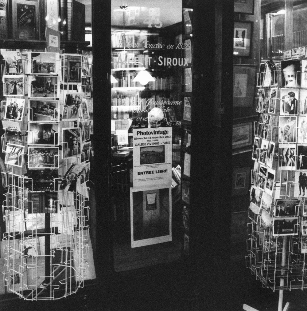 The Librairie