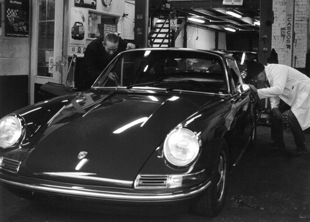 Tower Porsche