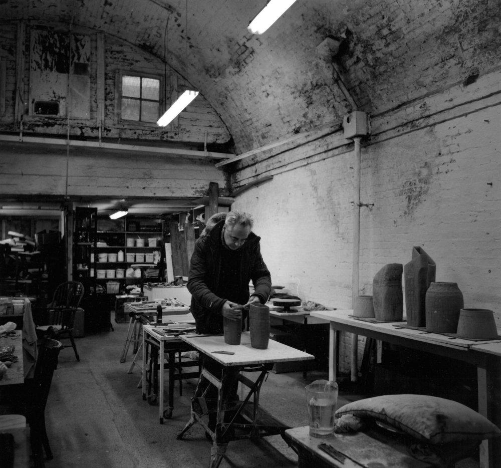 Nick the ceramicist