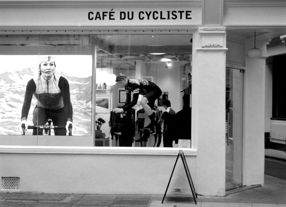 Cafe Du Cycliste, Artillery Lane E1