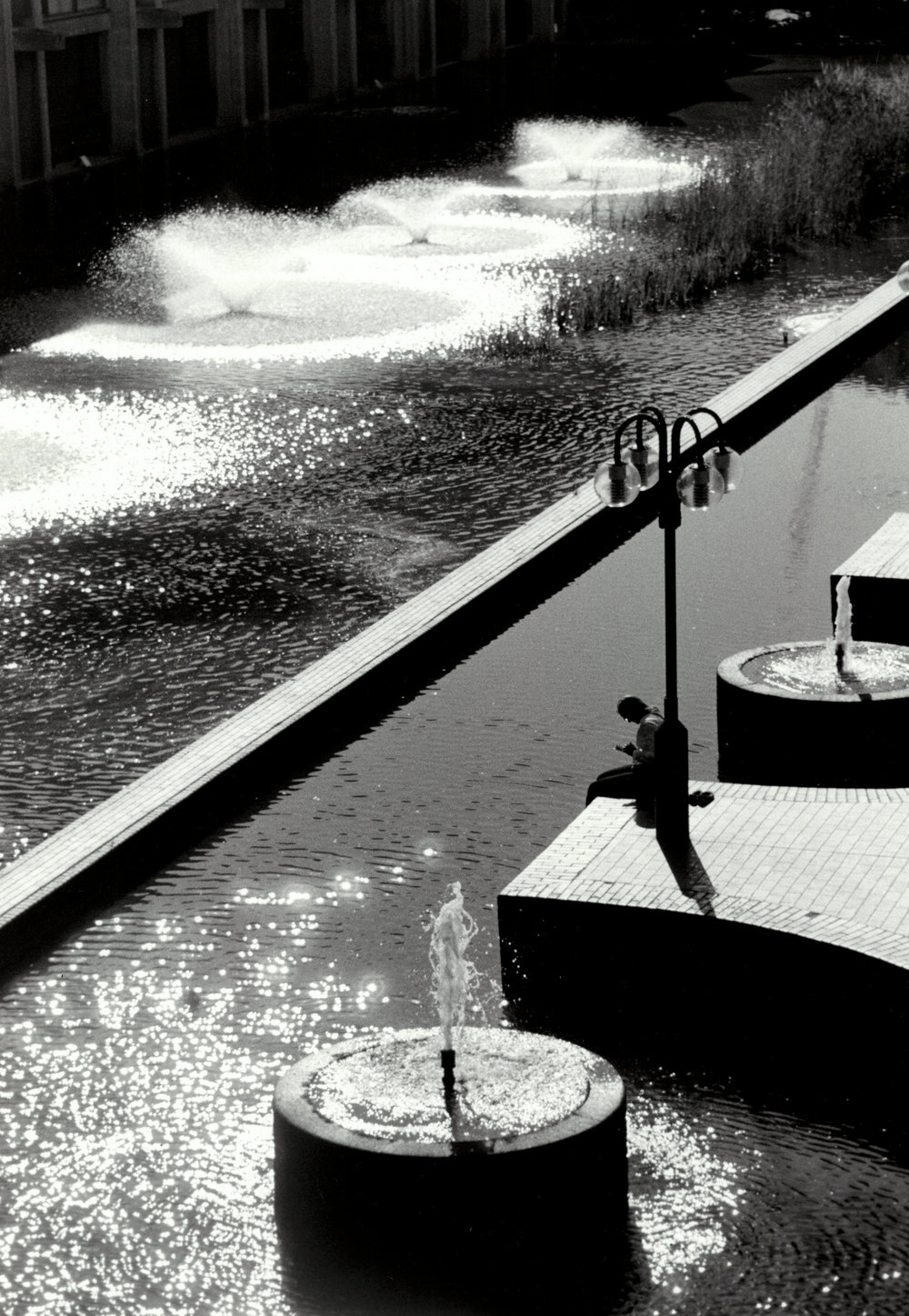 Water, The Barbican
