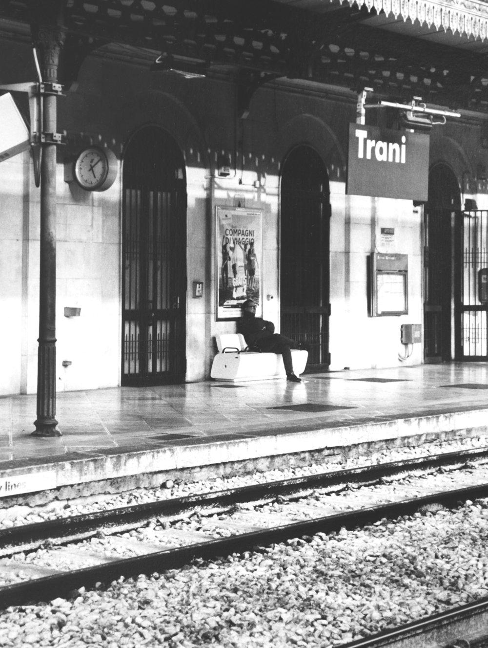 Trani trains, Italy