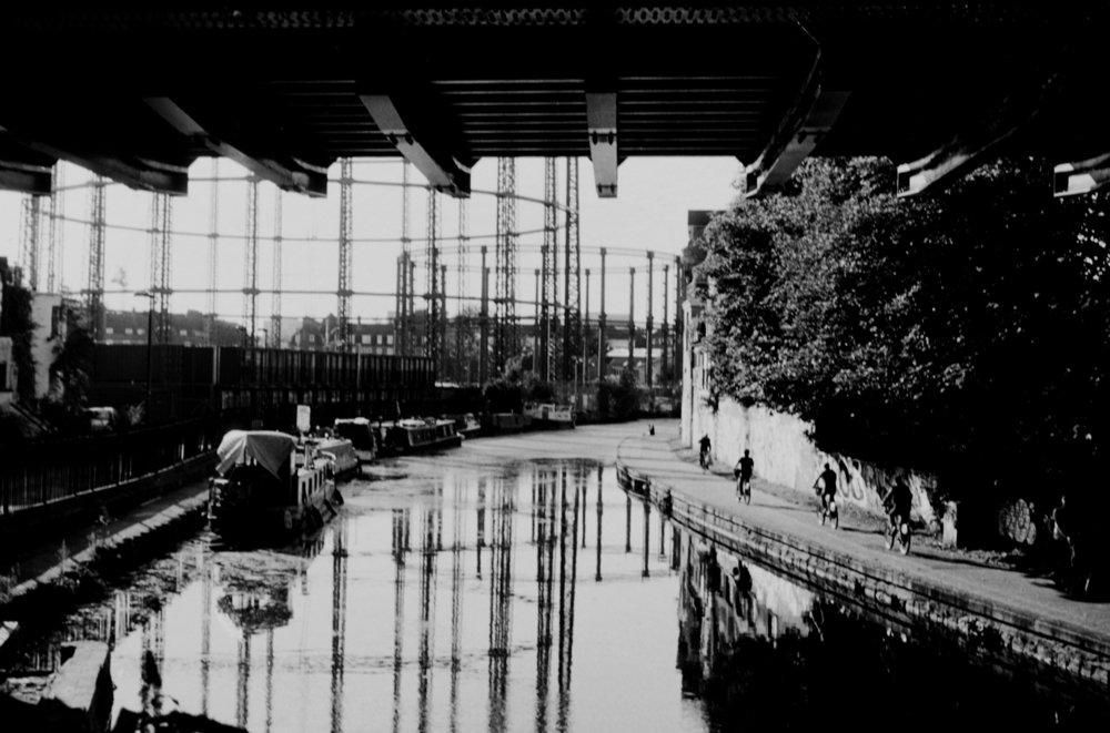 Canal, Hackney, London