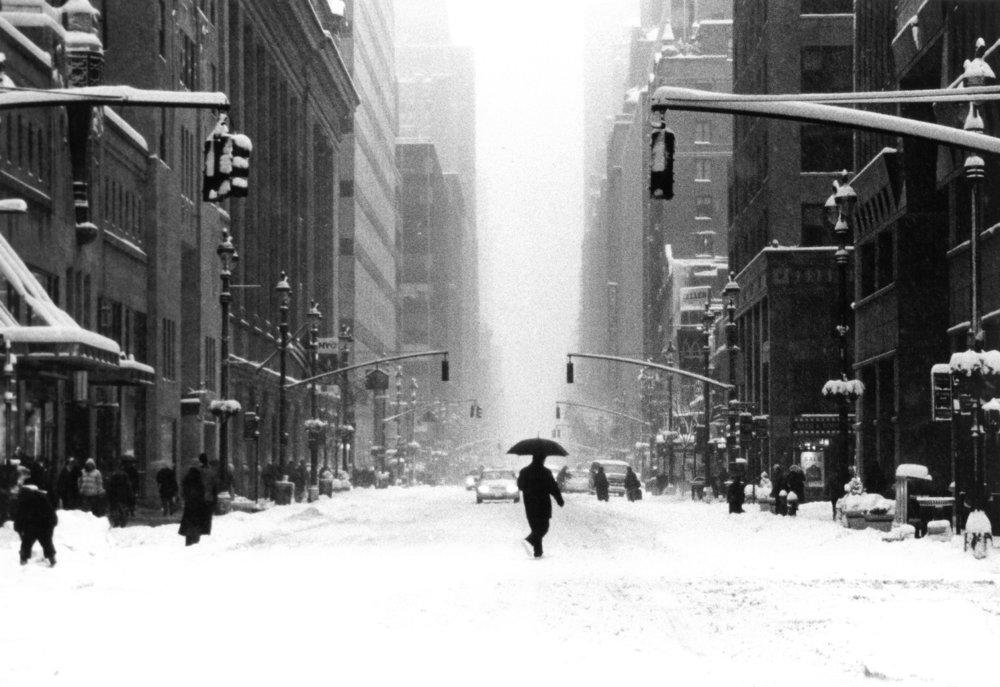 Crossing Madison Avenue