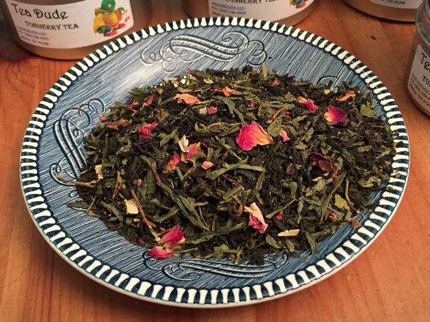 Tonberry Tea blend