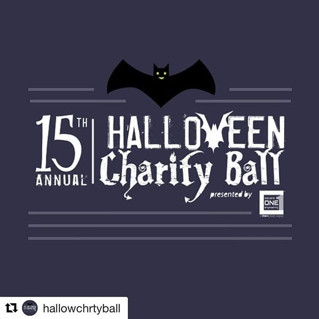 Who's getting Crafty at the @hallowchrtyball Friday night?!? Proceeds benefit two AMAZING organizations in our community: @ohioshakes and @notjustoctober 👻