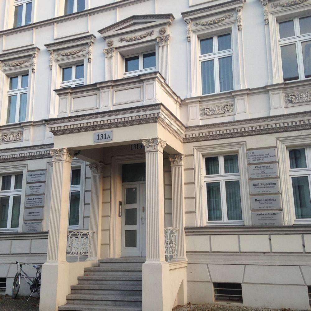Our new office in Berlin: Wollankstrasse 131 A, 13187 Berlin-Pankow