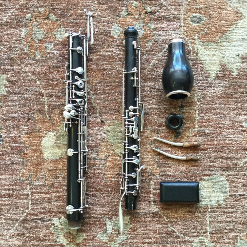 Rigoutat English Horn