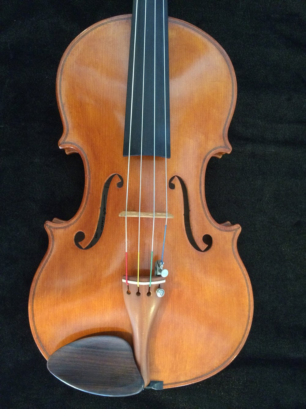 WILLIAM CHATER VIOLA