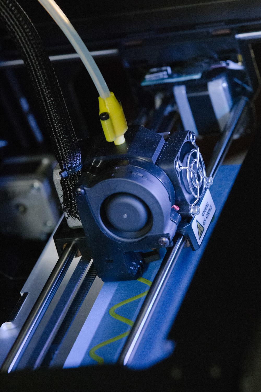 3d printer rolliong