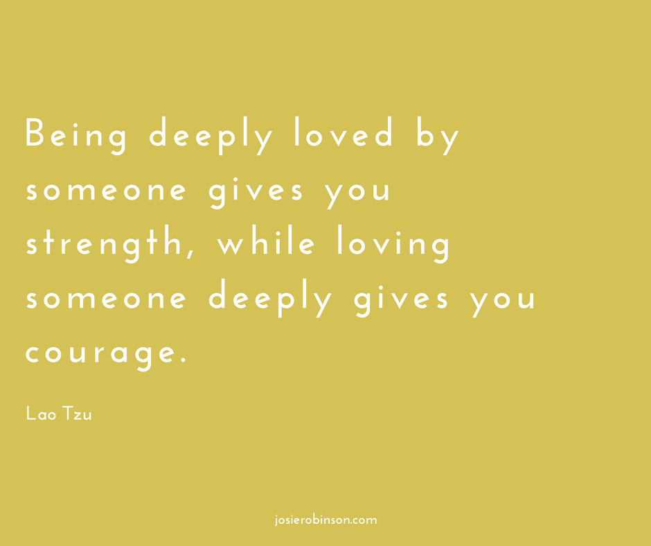 Beautiful quote about love from Lao Tzu