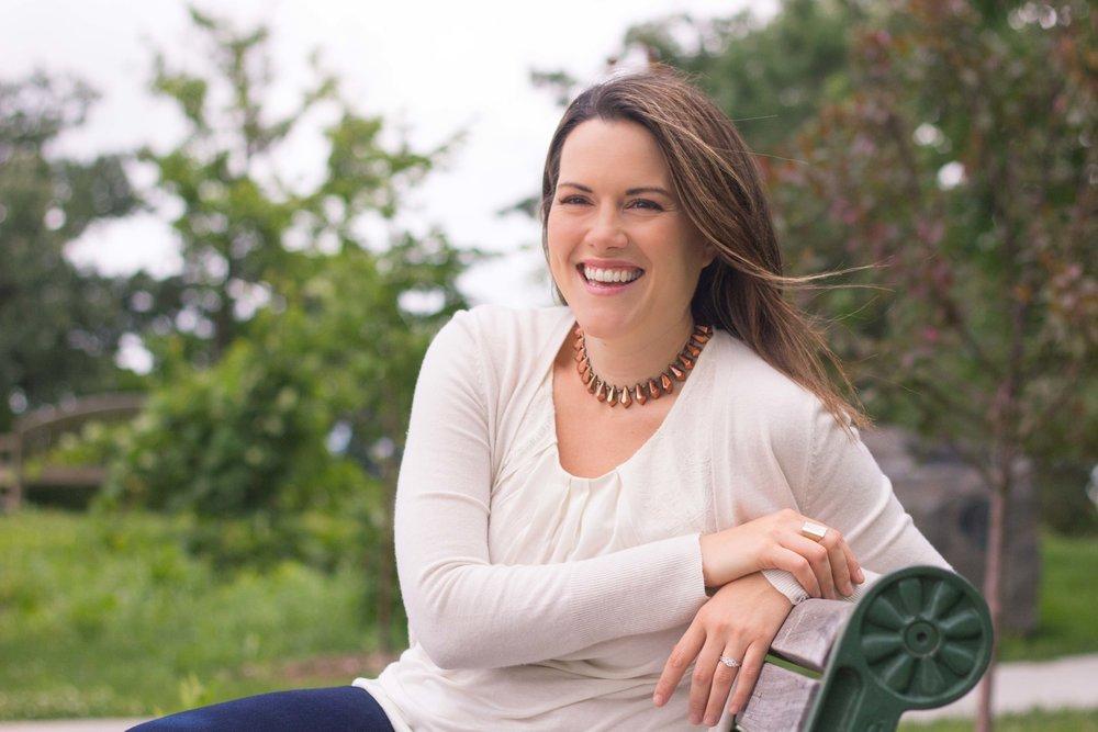 Josie Robinson, Author of The Gratitude Jar