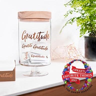 Oprah's Favorite Things Gratitude Jar - Amazon