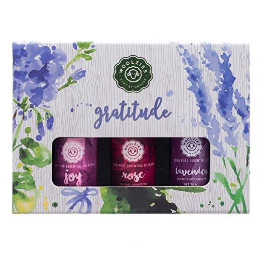 Gratitude Essential Oil Gift Set - Amazon