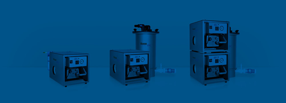HD Series Dry Vacuum Systems
