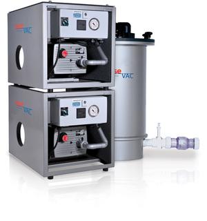 Basevac 8/10 User Value Combo Compressor / Vacuum 4000005