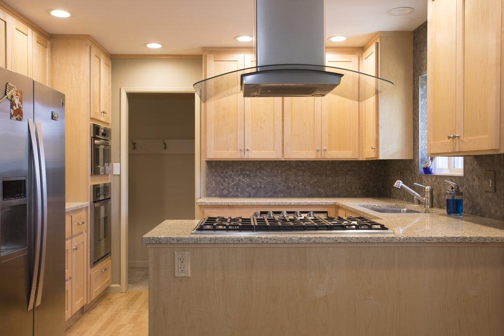 Merveilleux Custom Kitchen Cabinets   Petaluma, CA