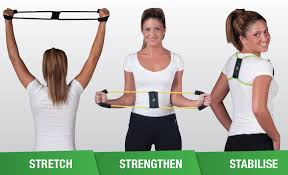 Posture Medic device - available in different sizes and strengths