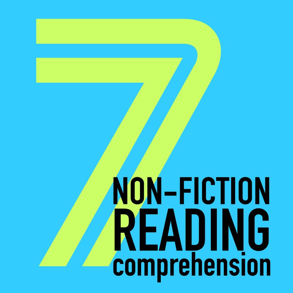 7th Grade Non-Fiction Reading Comprehension — Peekaboo Studios