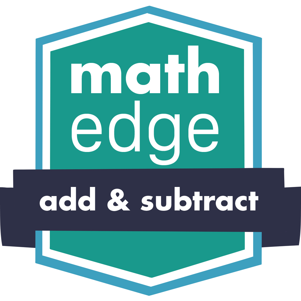 MathEdge Addition & Subtraction — Peekaboo Studios
