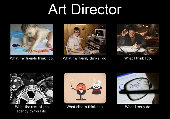 Eliminating The Enigma Of Agency Roles One Meme At A Time Art