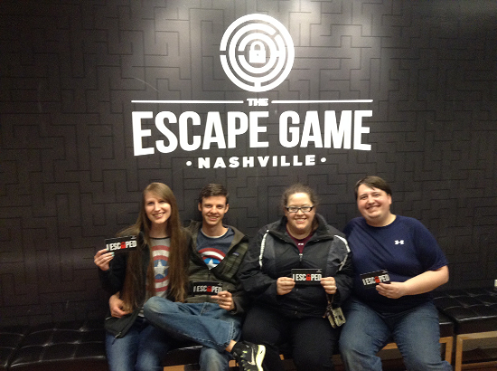 Also, we Escaped, can you?