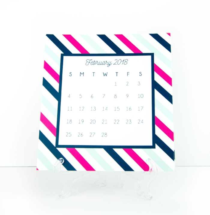 WE will have our desk calendars on display. they come in 5 different styles