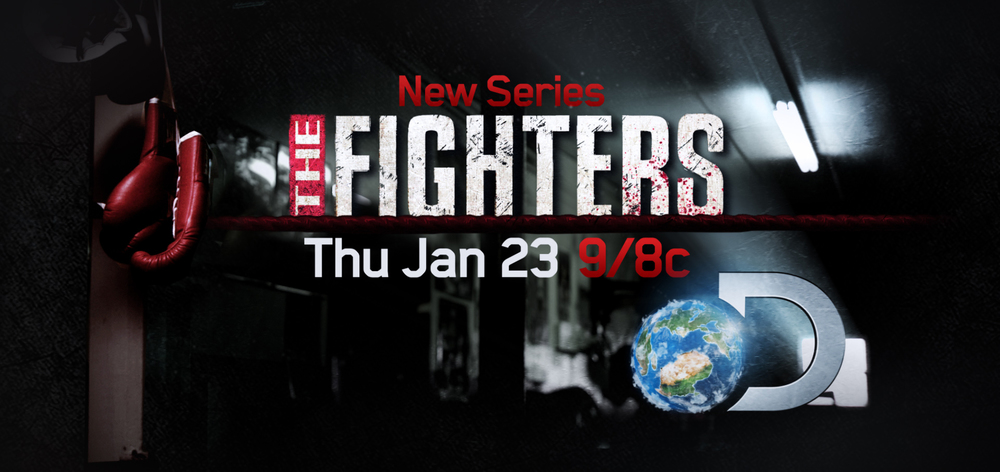 THE FIGHTERS<strong>Discovery Channel</strong><a href=/the-fighters>VIEW</a>