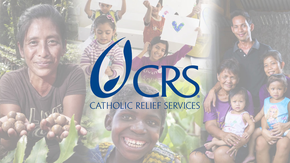 Catholic Relief Services CRS PROJECT MANAGEMENTInfographics | Animation VIEW