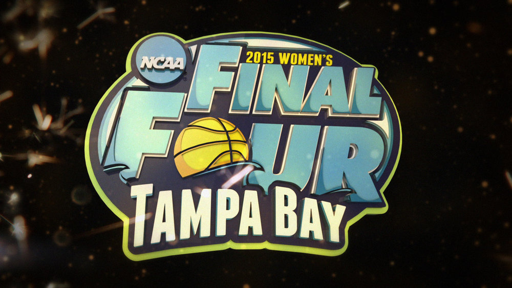 ESPN    WNCAA FINAL FOUR Broadcast Promos & Live Event Graphics | Design & Animation   VIEW