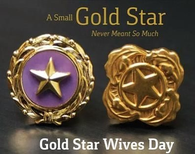 Today is a very special day #GoldStarWivesDay not meaning people know what a #GoldStarFamily is.  These wonderful wives have lost their husbands in war.  We've met a LOT of these #superwomen and #supermom!  They're #powerful #tough and #determined like nobody you've ever met in your life.  We're truly proud to call them our #friends!  Ladies we #honor you and #thankyou for everything you do!  #godblessyou and #godblessamerica  Thank you for your husbands service to our country!  #GoldStarToast