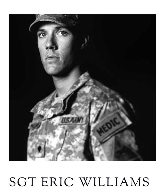#saytheirnames SGT Eric Williams #RIP July 23, 2012.  #honor always #neverforget always #remember #dustoff #army #armystrong #california  Sgt. Eric Williams, 27, of Murrieta, California, was in-transit from his duty station in Ghazni Province, #Afghanistan to the United States after serving a one year deployment, when he was killed by enemy fire on July 23, 2012.  Sgt. Williams was a flight medic with the All American Dustoff Team, assigned to Company C, 3-82 General Support Aviation Battalion, 82nd Combat Aviation Brigade, 82nd Airborne Division, out of Fort Bragg, North Carolina.  SGT Williams is a local #hero, who grew up in Murrieta, California.  He was a pure California boy, who loved to bike, skateboard, boogie board, snow board, and surf.  He loved his music, fun, and a really good discussion.  He lived his life to the fullest, and garnered many friends who loved him along the way.  He graduated from Murrieta Valley High School in 2002.  While he was in high school, he became the president of the Fire Explores with the Murrieta Fire Department.  He earned his EMT certification at Mt. San Jacinto College in the fall of 2002, and immediately began working with American Medical Response as an EMT.  He completed his Fire Science classes at Mt. San Jacinto College, and graduated the Fire Academy through Riverside Community College in 2004.  Sgt. Williams entered the U.S. Army in 2007, completing basic training at Fort Benning, Ga.  He completed advance individual training at Fort Sam Houston, Texas, earning military occupational specialty 68W, Healthcare Specialist, later that year.  He was stationed in Germany in 2008, and later deployed for a year in Iraq, as a Combat Medic.  Returning to the United States after his deployment, he worked as an emergency room medic at Fort Sill, Oklahoma.  He was promoted to sergeant, andearned his flight medic certification in 2011, and was subsequently deployed to Afghanistan later that year. http://www.myfriendthemedic.org