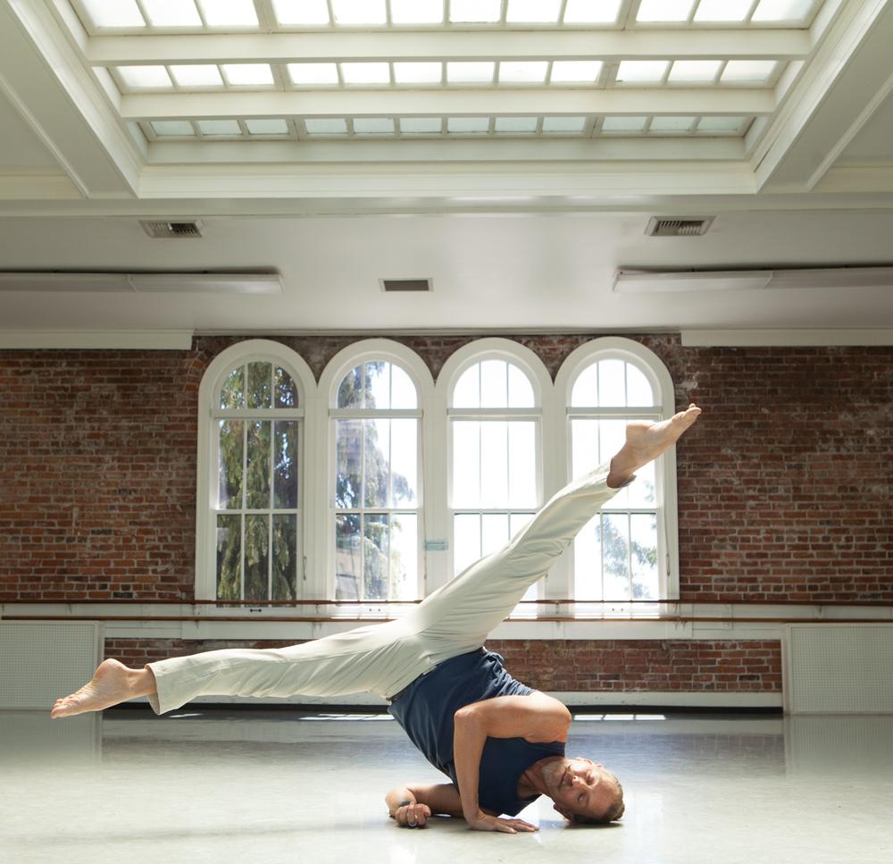 Wade Madsen- Dance Professor