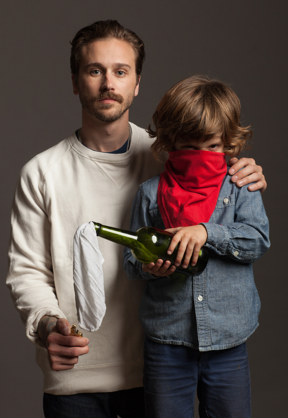 John Gourley of Portugal. The Man