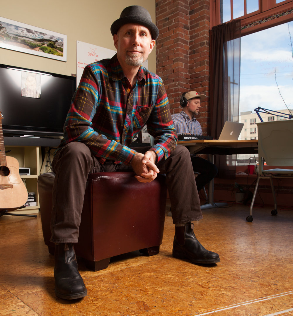 Bruce Pavitt + Adam Farish