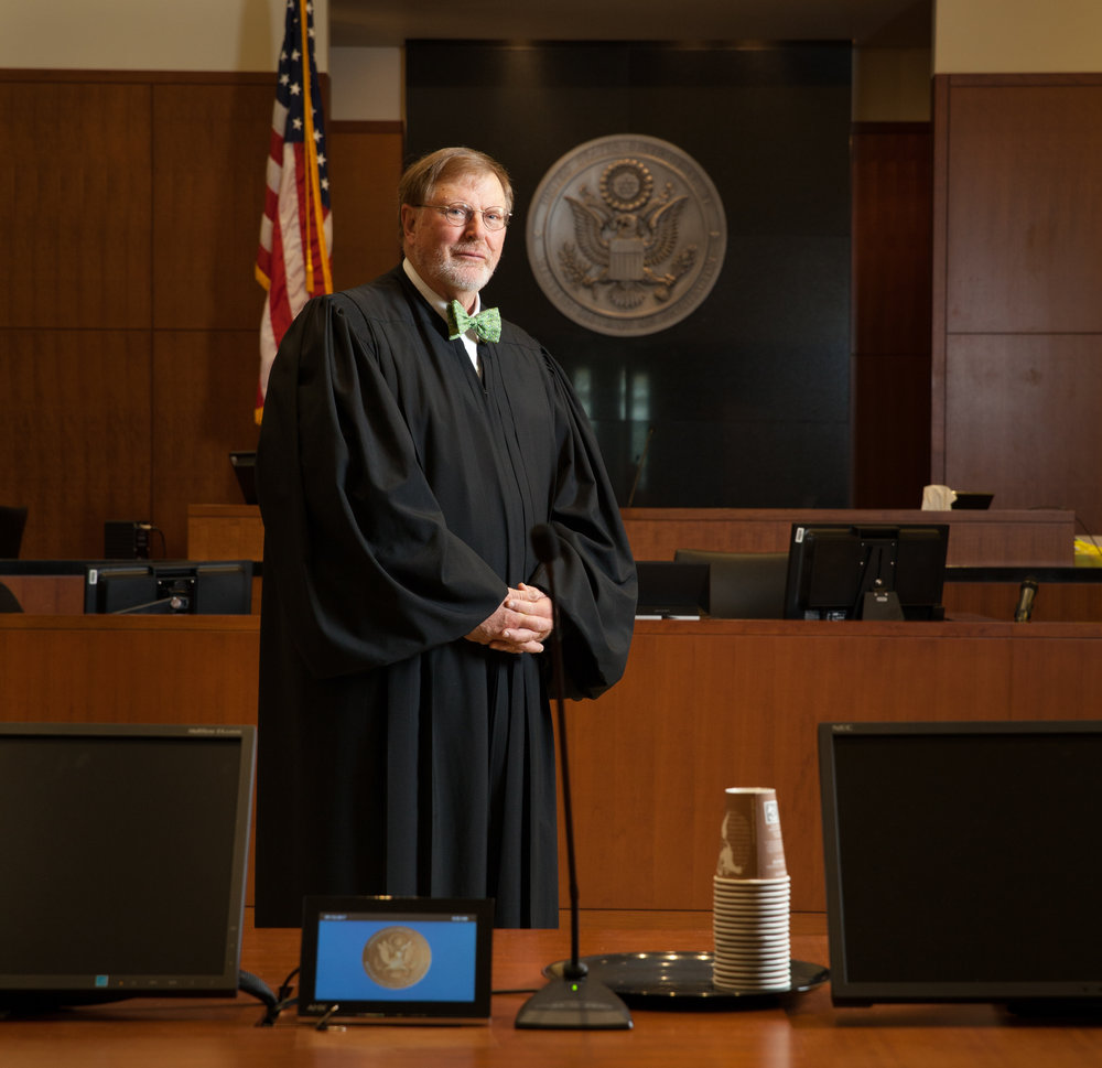 Judge James L. Robart