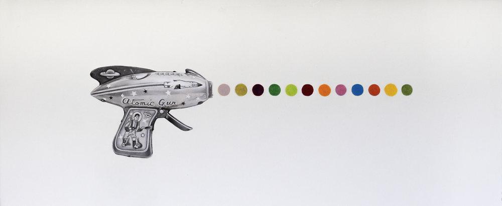 Atomic Space Gun #2